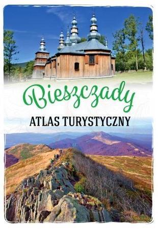 Bieszczady. Atlas turystyczny
