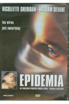 Epidemia (Virus) [DVD]