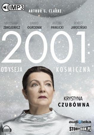 2001: Odyseja Kosmiczna. Audiobook