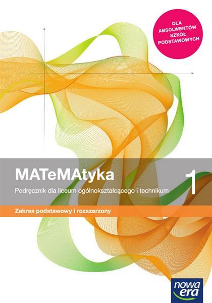 Matematyka 1. Podręcznik dla liceum ogólnokształcą