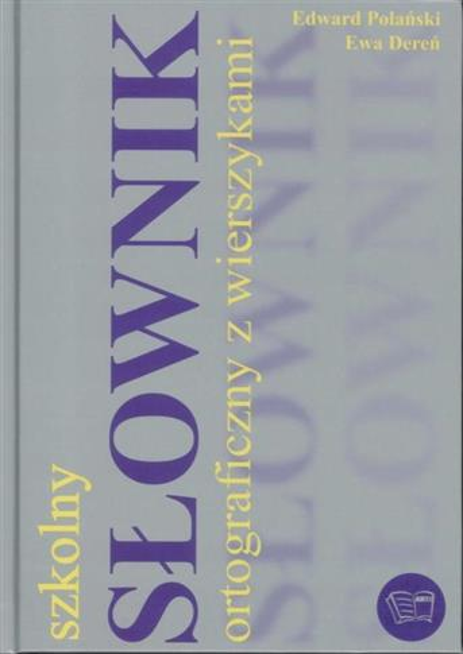 Szkolny słownik ortograficzny OUTLET