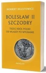 Bolesław II Szczodry, trzeci król Polsk...