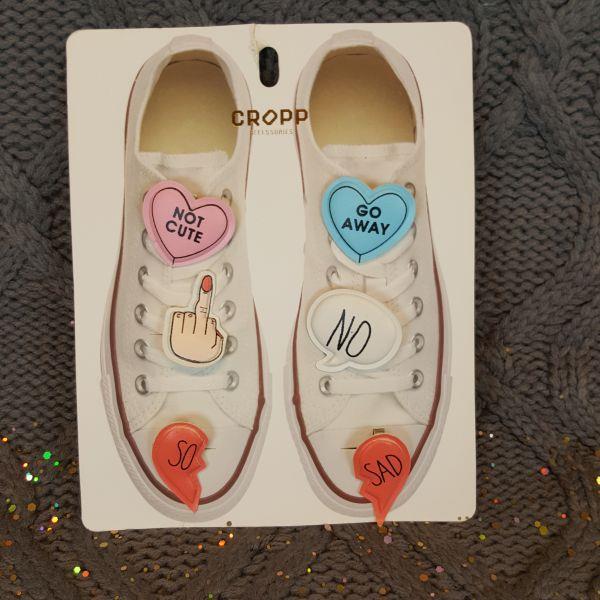 Klipsy do butów CROPP