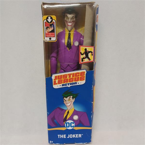 Figurka akcji Joker Mattel Liga Sprawiedliwości