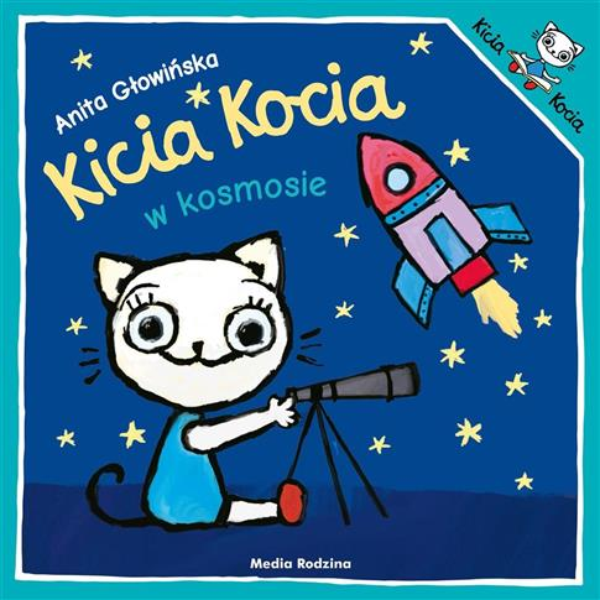 Kicia Kocia w kosmosie w.2019