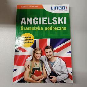 Angielski. Gramatyka podręczna Lingo