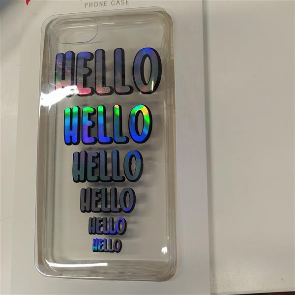 Bershka etui na telefon IPhone 7