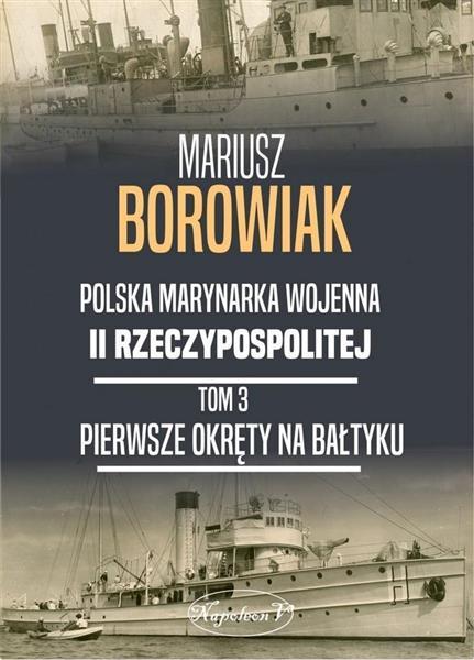 Pierwsze okręty na Bałtyku