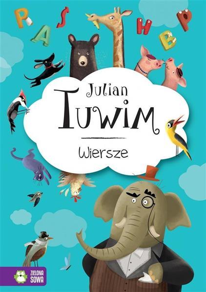 Wiersze. Julian Tuwim outlet