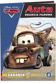 Disney Pixar Auta. Auta. Kolekcja filmowa 2