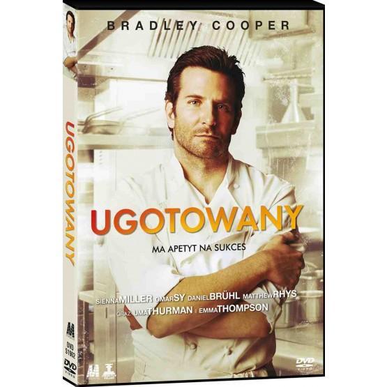 Ugotowany DVD
