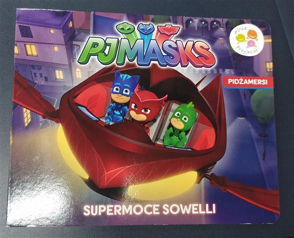 PJMASKS SUPERMOCE SOWELLI