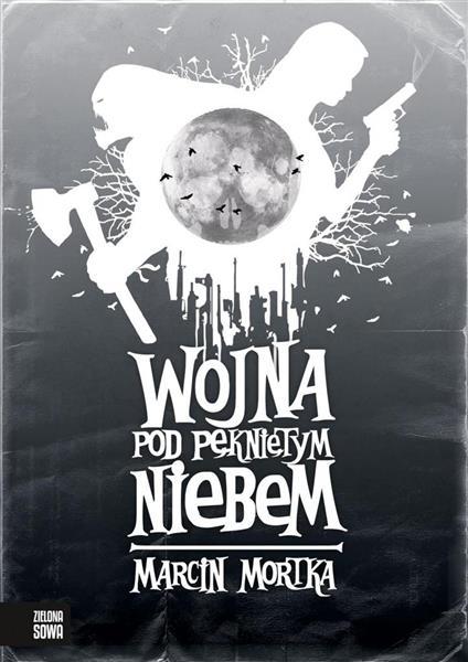 Wojna pod pękniętym niebem NOWE-20114