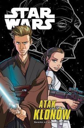 Star Wars Atak klonów-321808