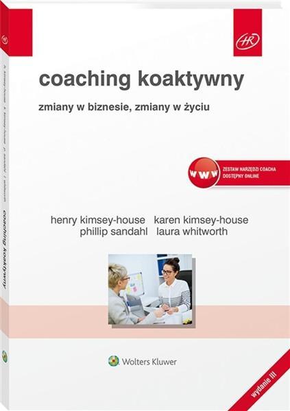 Coaching koaktywny. Zmiany w biznesie...-350446