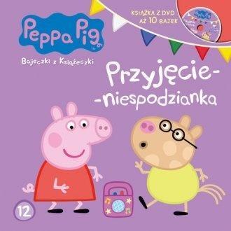 Świnka Peppa nr.12 Przyjęcie-niespodzianka-31626