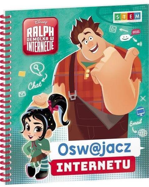 Ralph Demolka w Internecie Oswajacz internetu-30099