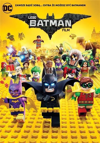 Lego Batman. Film DVD