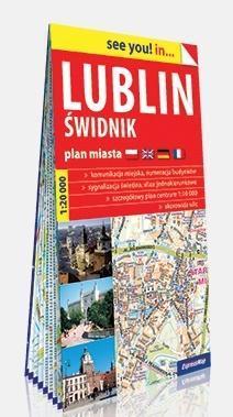 See you! in..Lublin, Świdnik 1:20 000