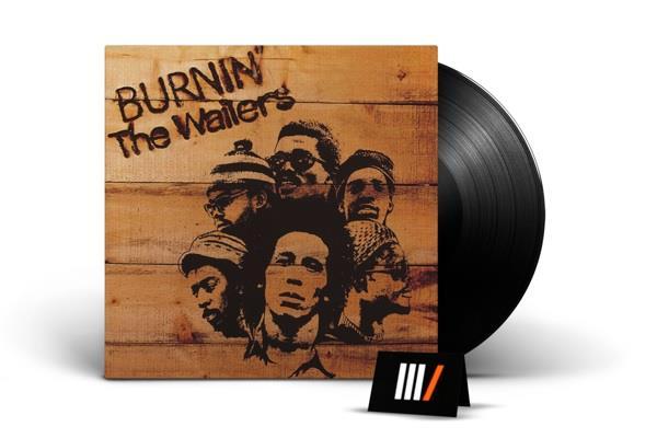 PŁYTA WINYLOWA BOB MARLEY & THE WAILERS BURNIN  LP