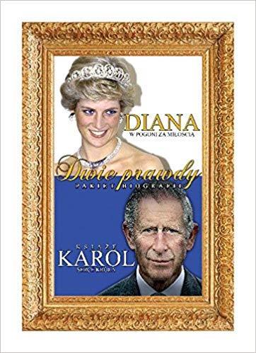 PAKIET DIANA I KAROL DWIE PRAWDY TW outlet