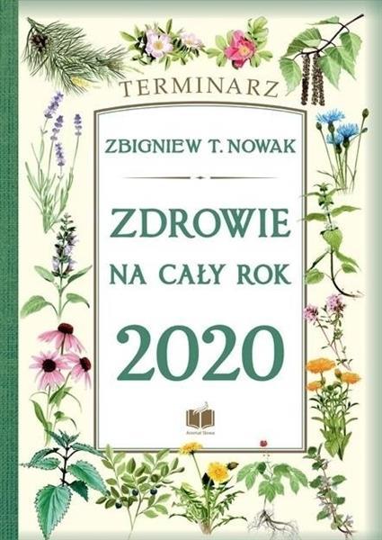 Terminarz 2020 Zdrowie na cały rok