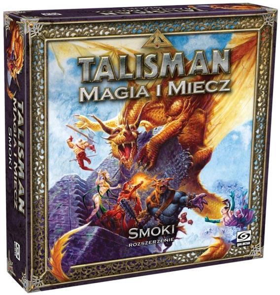 Talisman: Magia i Miecz - Smoki GALAKTA