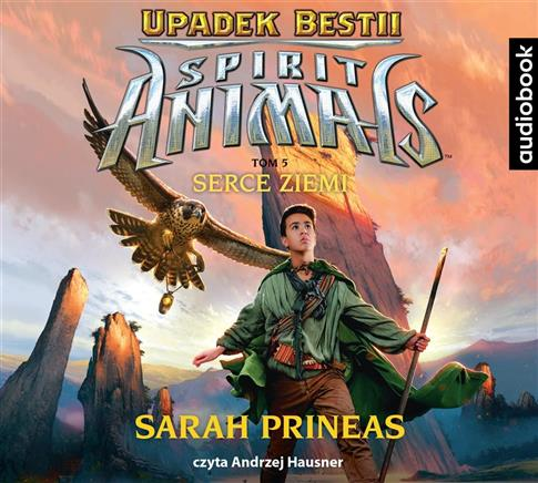 Spirit Animals T.5 Upadek bestii audiobook
