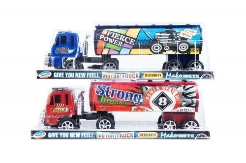 Auto ciężarowe cysterna