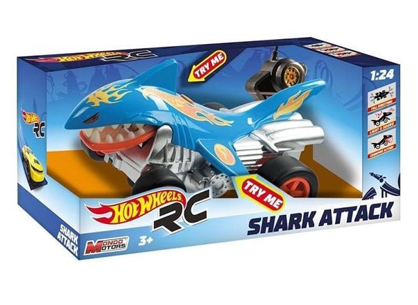 Hot Wheels - L&S Shark R/C 1:24