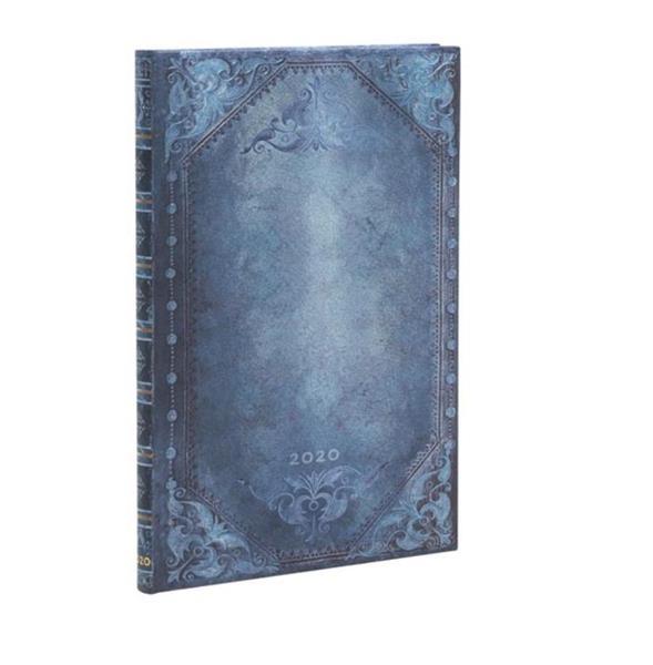 Kalendarz książkowy maxi 2020 12M hor. Peacock