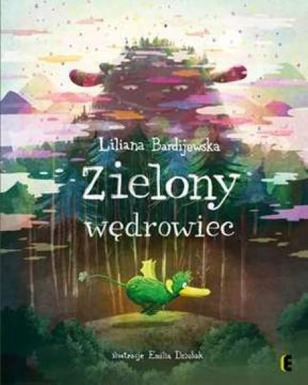 ZIELONY WĘDROWIEC WYD. 2015 TW OUTLET