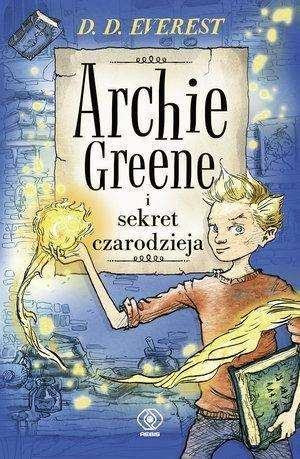 Archie Greene i sekret czarodzieja t.1 OUTLET
