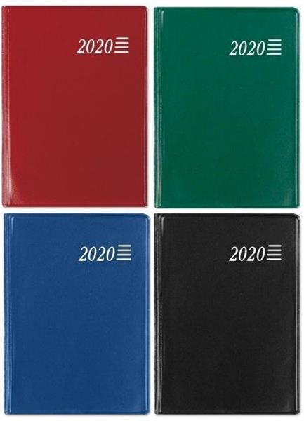 Kalendarz 2020 kieszonkowy SK8 MIX