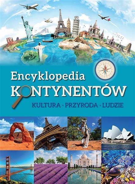 Encyklopedia kontynentów OUTLET