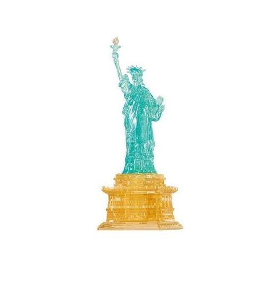 Crystal puzzle duże Statua Wolności