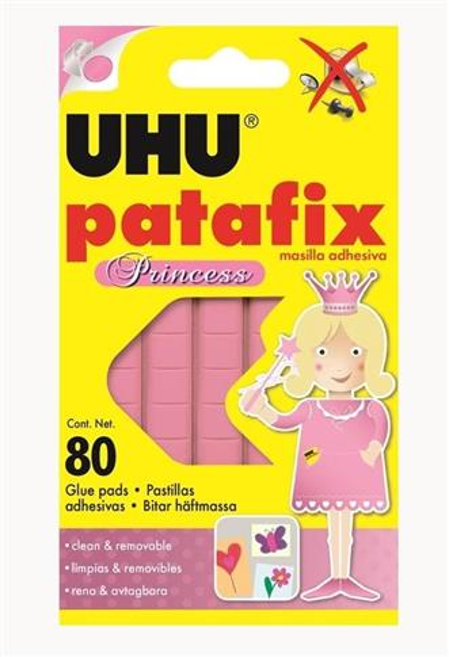 Masa samoprzylepna Patafix 80 porcji Princess UHU