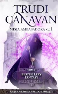 MISJA AMBASADORA CZĘŚĆ 1 BESTSELLERY FANTASY outle