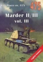 Marder II/III vol.III. Tank Power vol.CCX 475