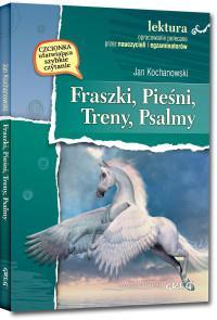 Fraszki,Pieśni,Treny Kochanowskiego z oprac. GREG