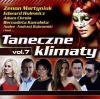 Taneczne klimaty vol. 7 CD