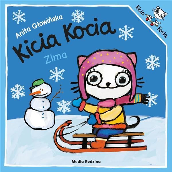Kicia Kocia. Zima w.2019