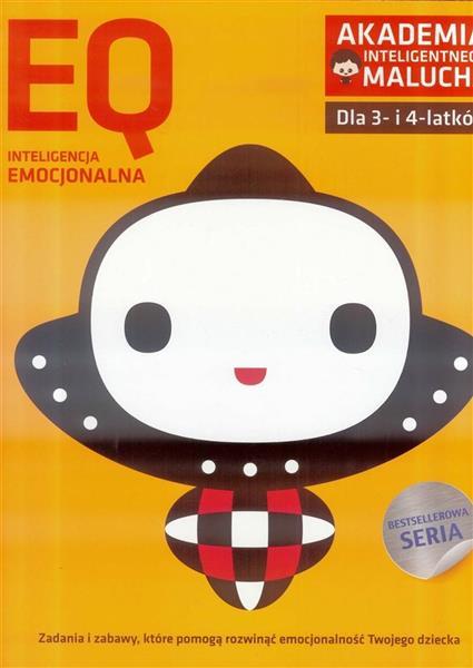 AIM. EQ Inteligencja emocjonalna dla 3-4 latków