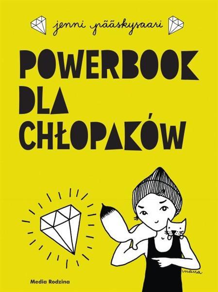 Powerbook dla chłopaków OUTLET