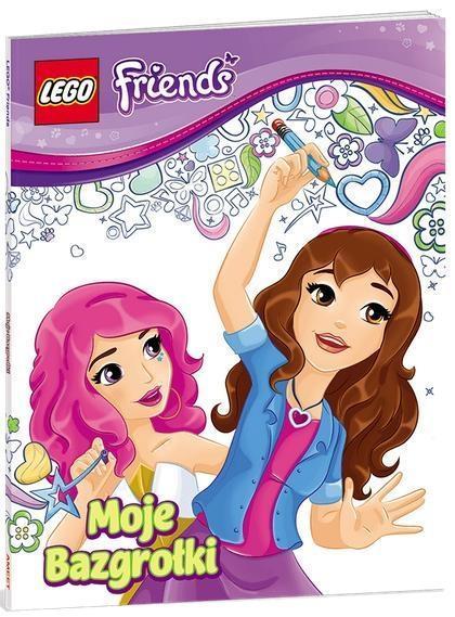 LEGO ® Friends. Moje bazgrołki w.2016