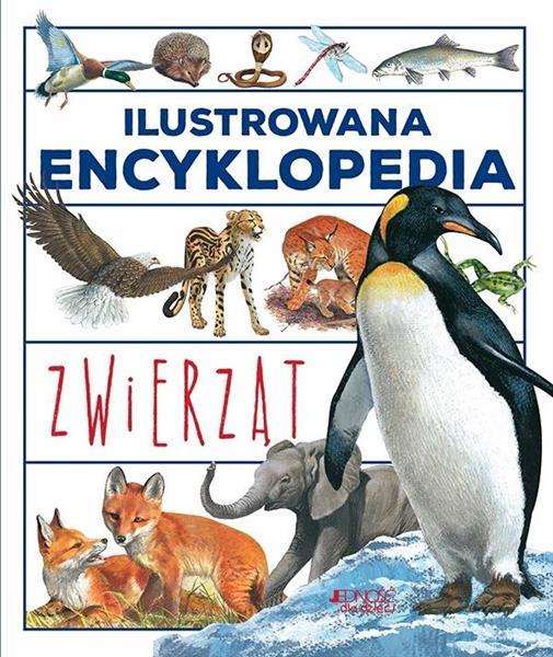 Ilustrowana encylopedia zwierząt OUTLET