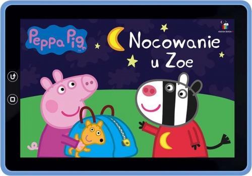 Peppa Pig. Książeczki bajeczki nr 4. Nocow..outlet