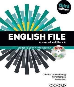 English File 3E Advanced Multipack A + iTutor