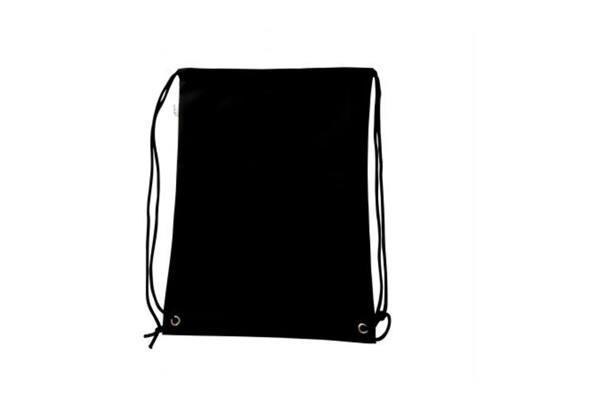 Worek szkolny plecak WR1018 Czarny MESIO