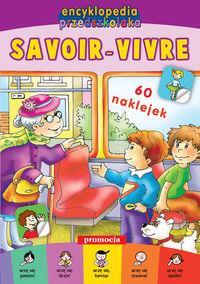 Encyklopedia przedszkolaka SAVOIR-VIVRE OUTLET